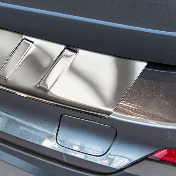 Lastebeskyttelse børstet stål BMW X5 F15