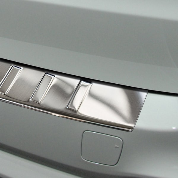 Lastebeskyttelse børstet stål BMW X5 F15 M