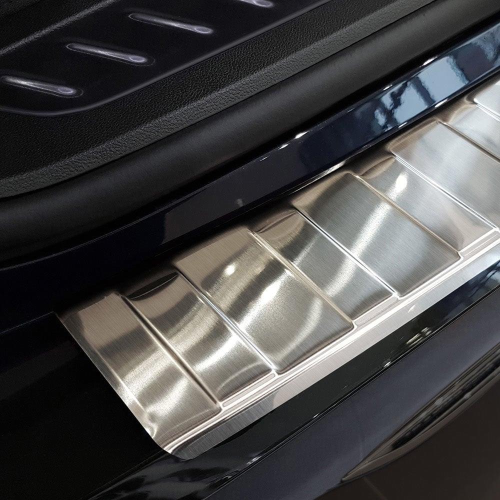 Lastskydd borstat stål till BMW G31 Touring