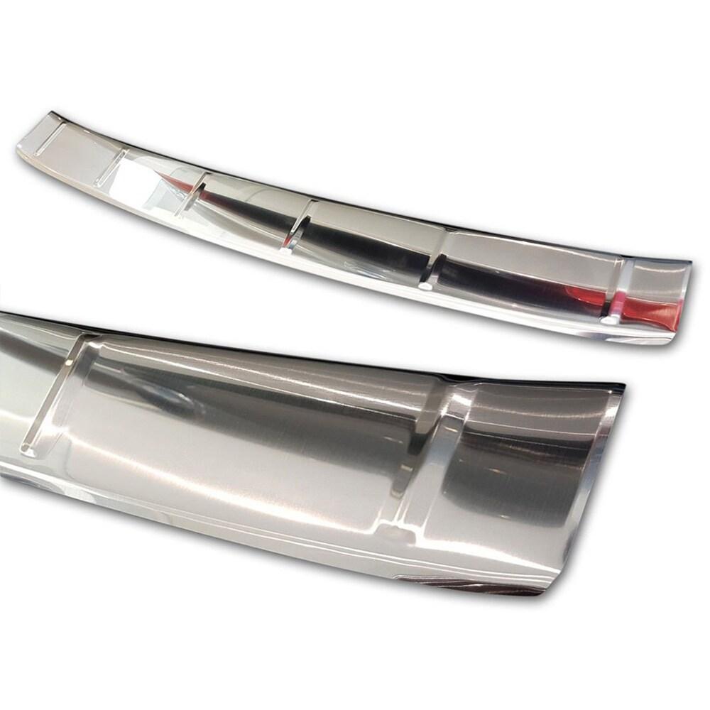 Lastebeskyttelse børstet stål BMW 6-Series G32
