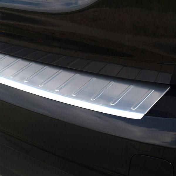 Lastebeskyttelse børstet stål Volvo V60