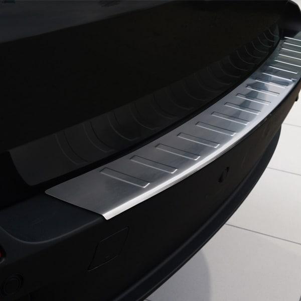 Lastebeskyttelse børstet stål BMW X5 E70