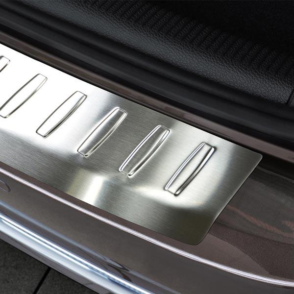 Lastebeskyttelse børstet stål VW Passat Alltrack