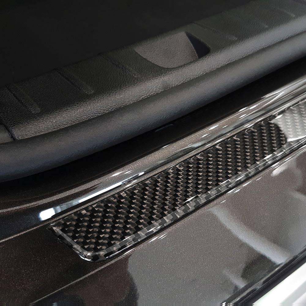 Lastskydd kolfiber till BMW G11/G12