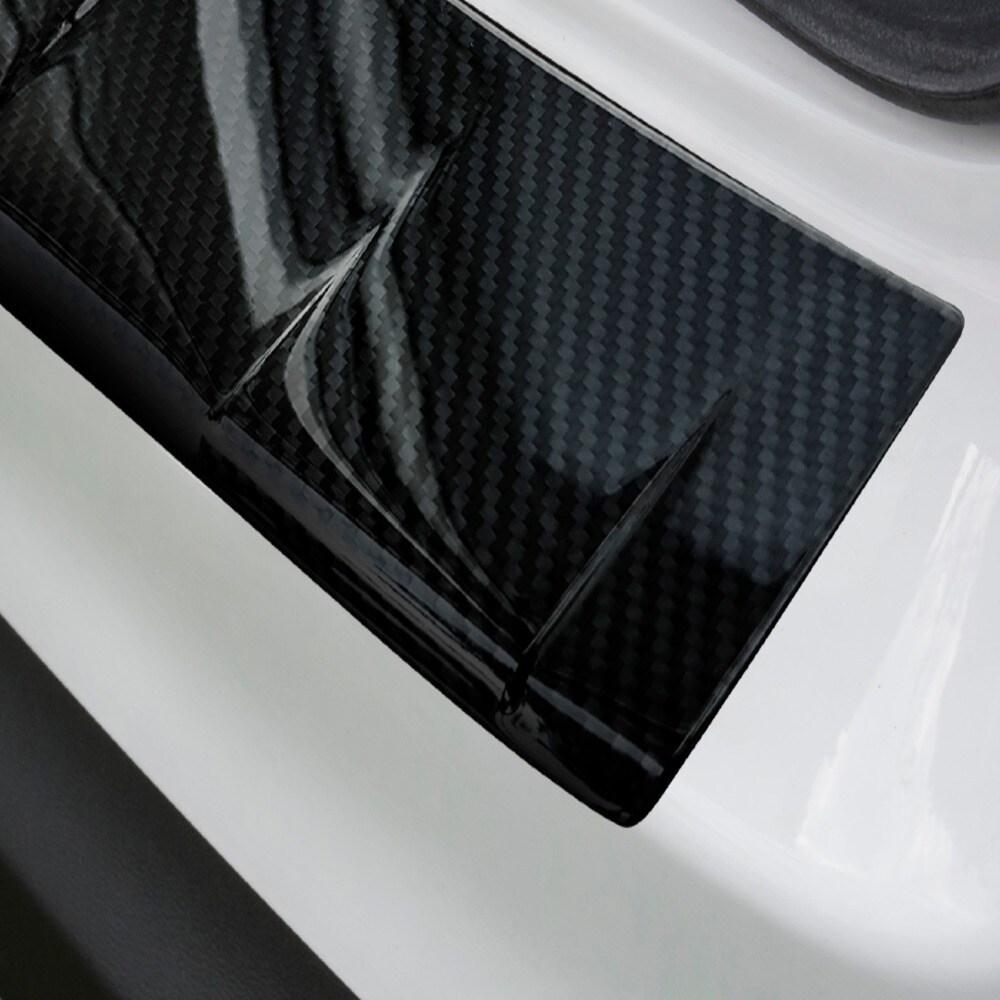 Lastskydd kolfiber till Mercedes GLC 5d