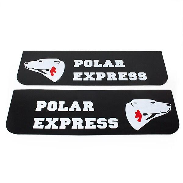 Mudflaps Polar ekspress