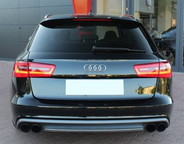 Audi A6 Avant nedredel bak