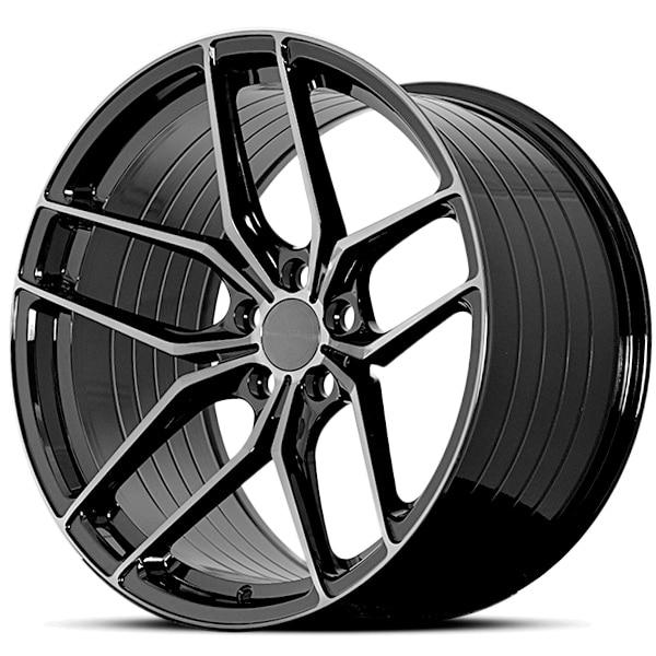 ABS F17 Dark Tint felgepakke