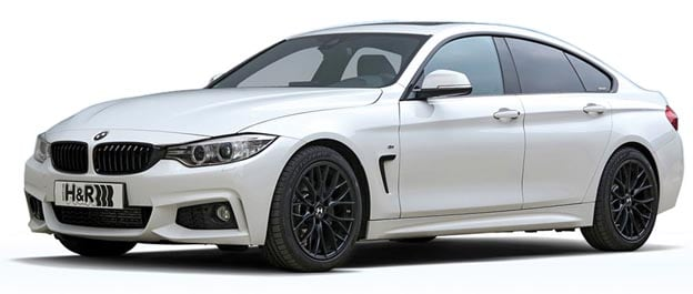 H&R Senkningssats BMW F36
