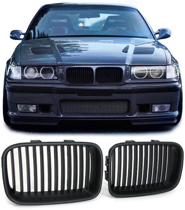 sort grill til BMW E36