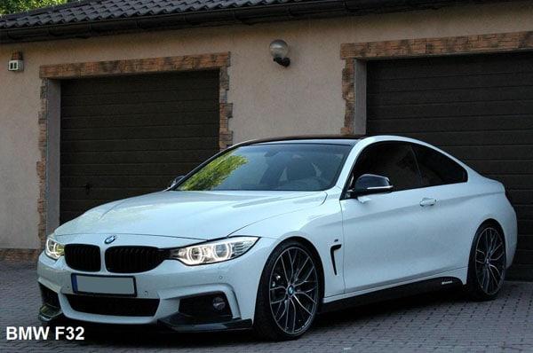 Splitter Fram BMW 4-serien