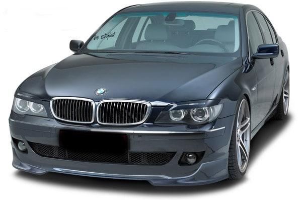 Spoiler fram BMW E65