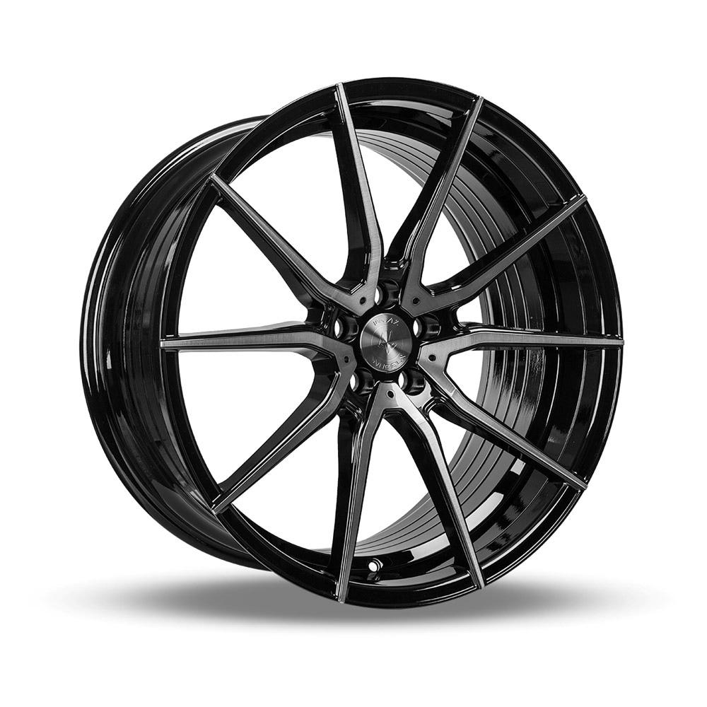 Imaz Wheels FF550 Dark Tint