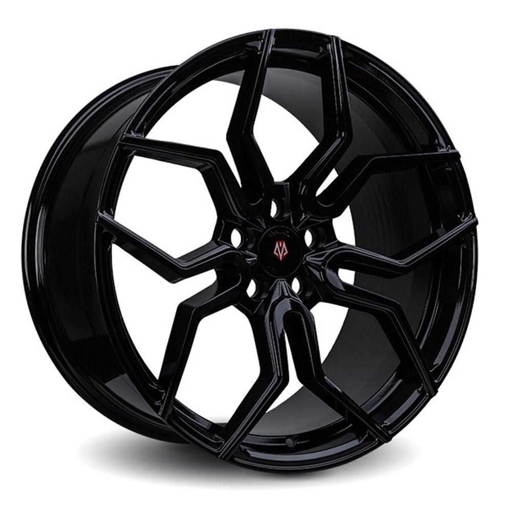 Imaz Wheels F551 Black