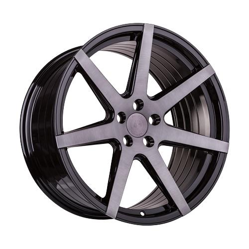 Imaz Wheels FF556 Dark Tint Brush