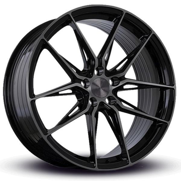 Imaz Wheels FF635 Dark Tint