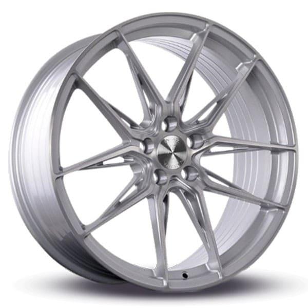 Imaz Wheels FF635 sølv