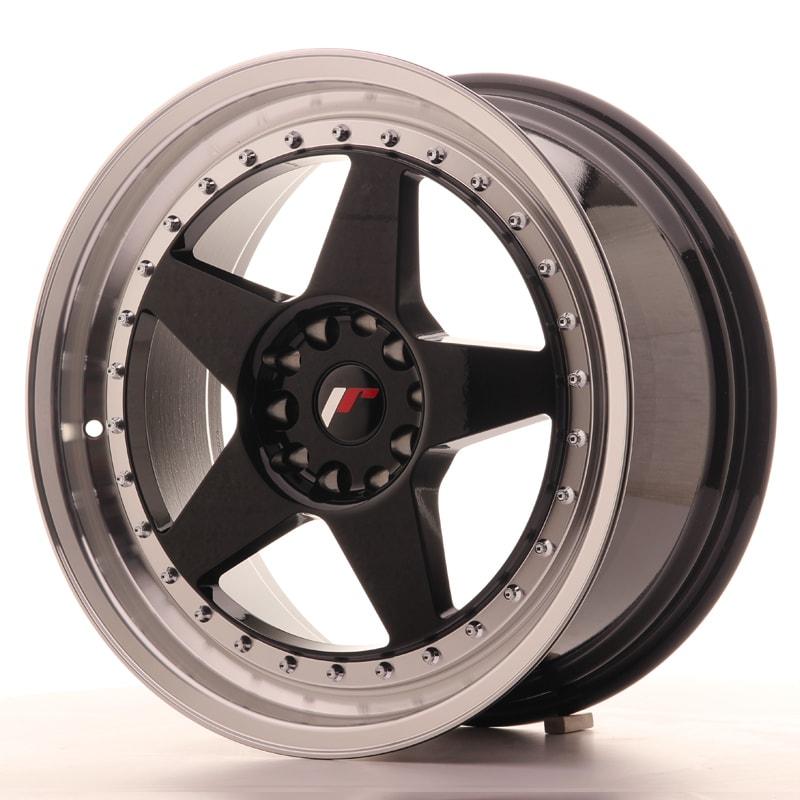 Japan Racing JR6 Sølv/sort