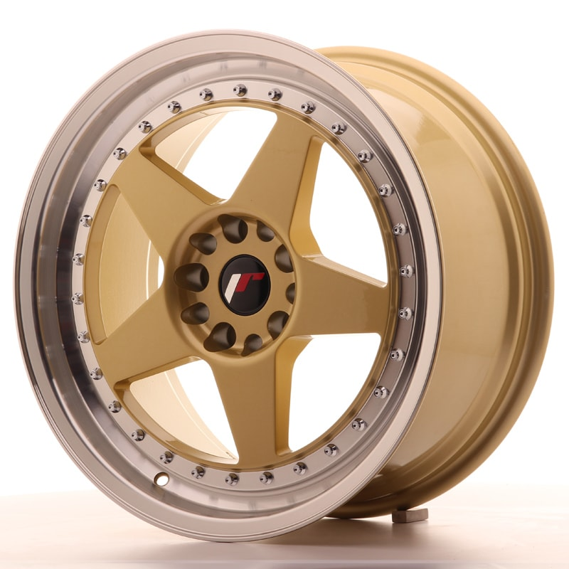 Japan Racing JR6 Silver/Guld