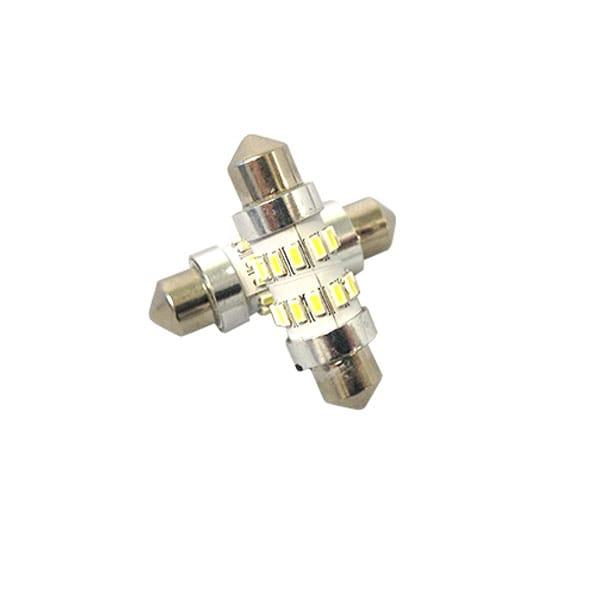 LED Spollampor Canbus Vit