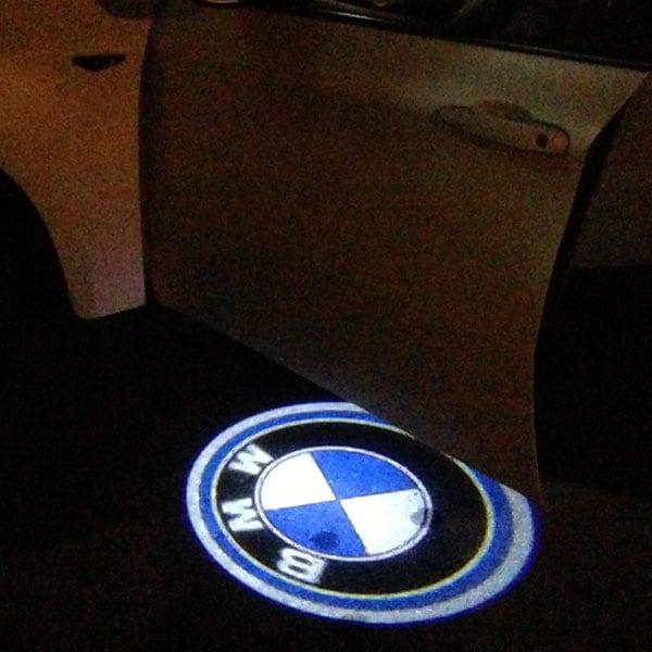 Modelltilpasset BMW Logo