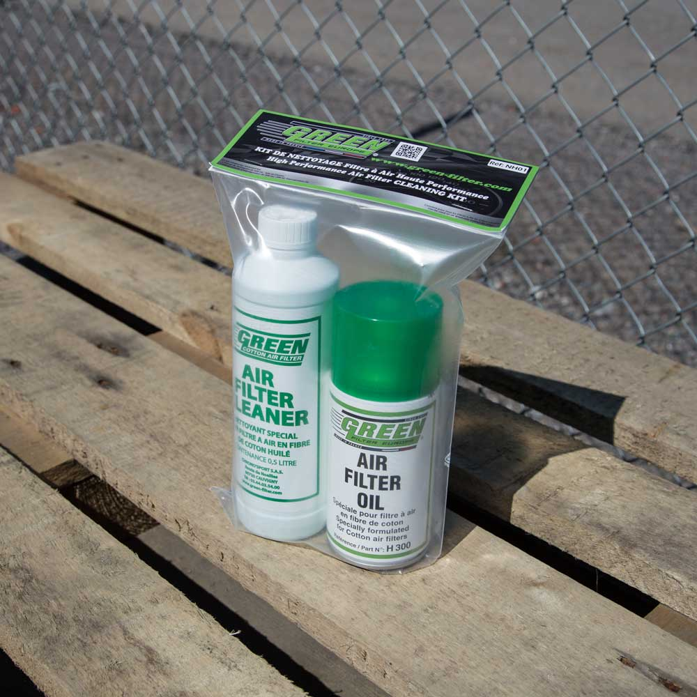 Green Filters Rengjøringskit til luftfilter