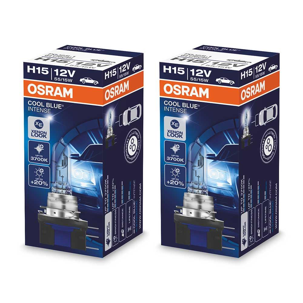 OSRAM H15 2-pack Cool Blue Intense