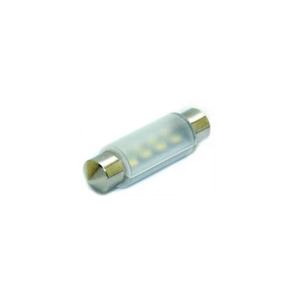 LED white festoon lights CanBus