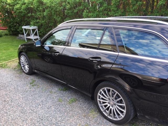 Vindavvisere Mercedes W212 09- Kombi