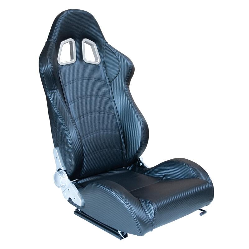 Sportstol Type DS Carbon look