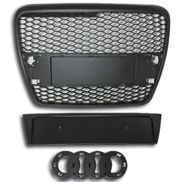 RS Look grill Audi A6