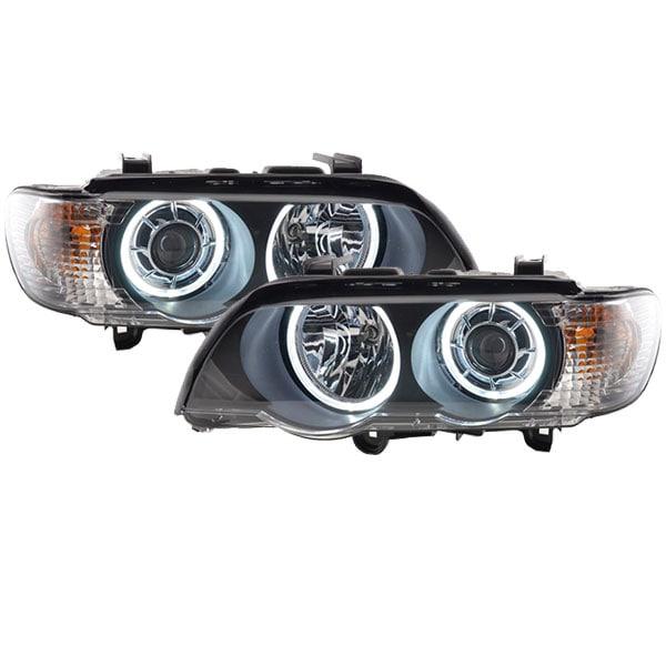 Angeleyes LED Lyskaster BMW E53 X5