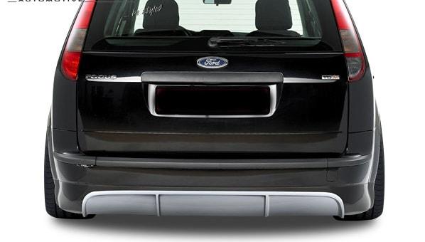 Spoiler Bak Nedre Ford Focus Kombi