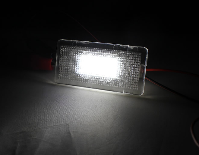 Bmw Bagage lampe LED