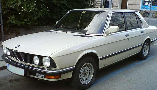 5-Serie E28