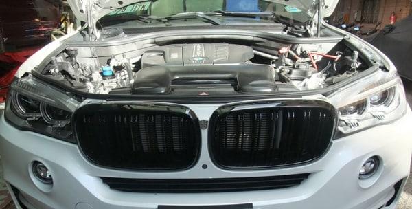 BMW X5 F15 Mattsorte nyrer