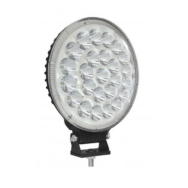 Ekstralys Boda LED klart glass 9'
