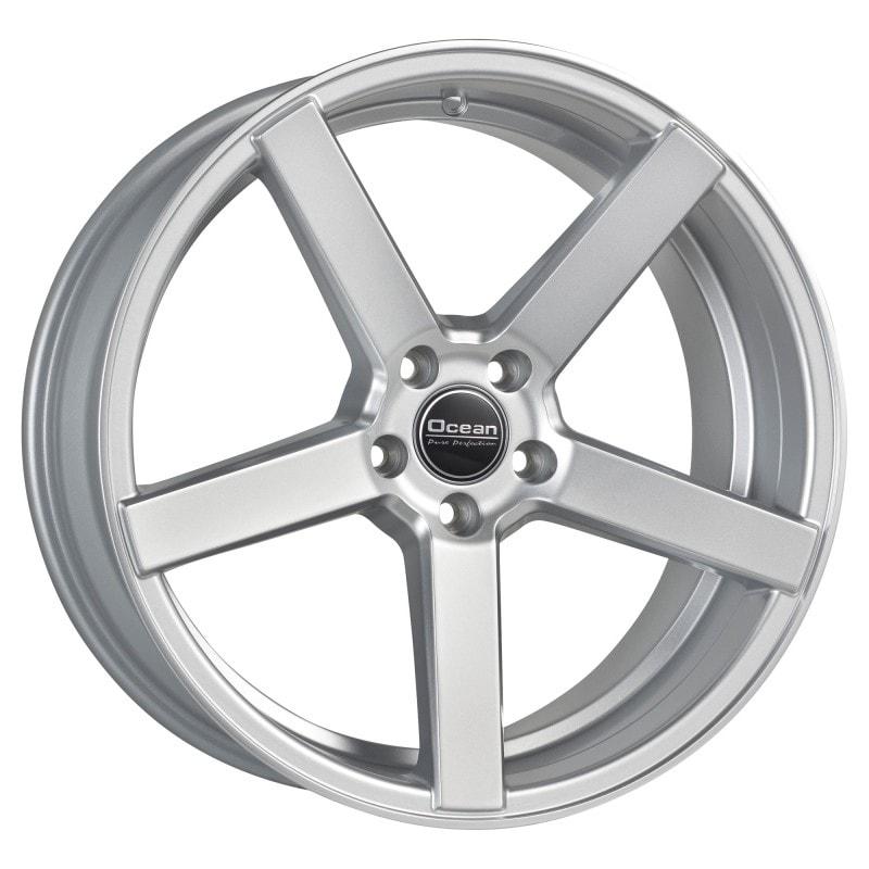 Ocean Cruise Concave  sølv (9*20´/5x108 ET 40 )