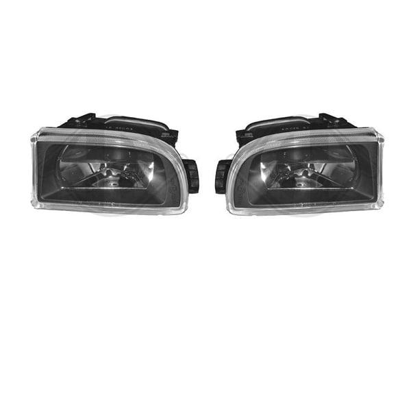 tåkelys BMW E38