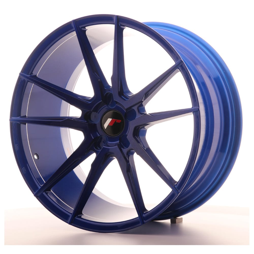 JR21 Platinum Blue felgepakke