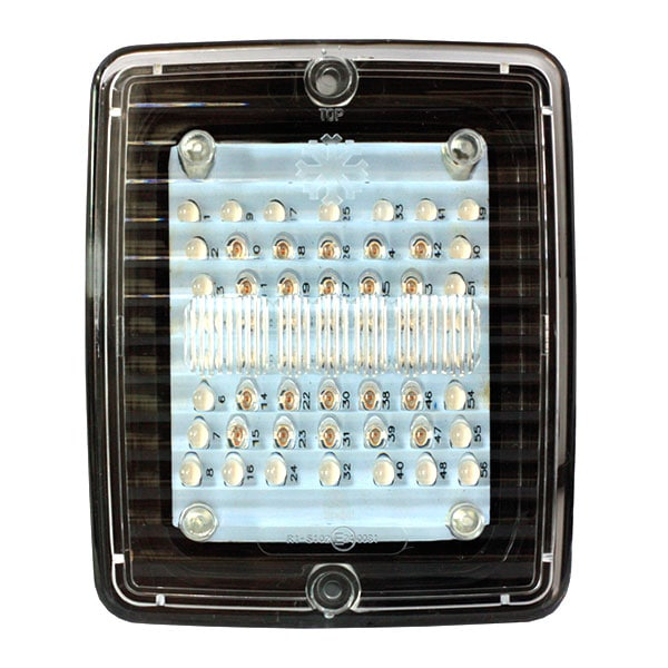 LED Bremselys/baklampe 24V