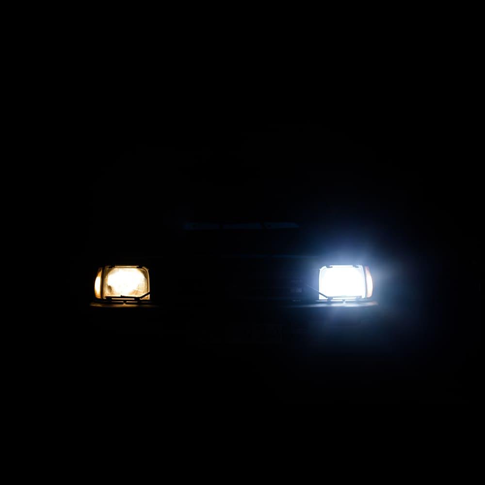 H7 LED Konvertering 9G