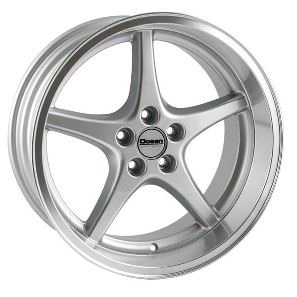 Ocean MK 18 Sølv