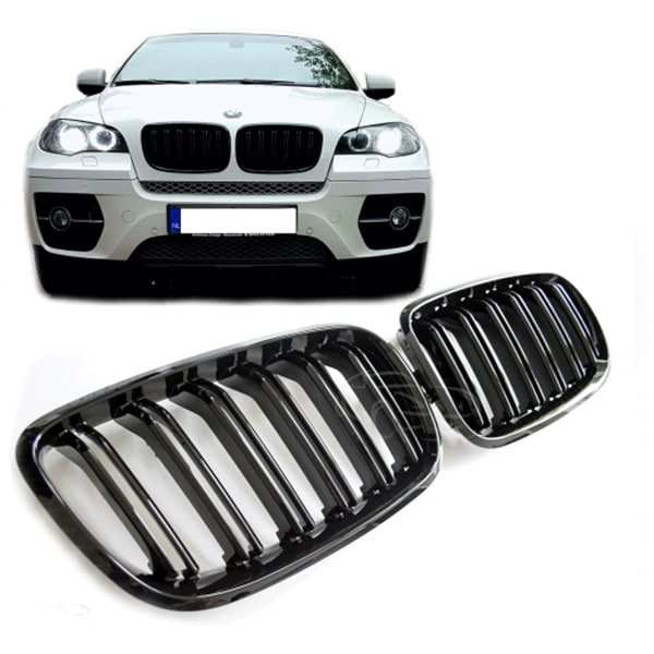 Blanksvarte nyrer BMW X5 & X6