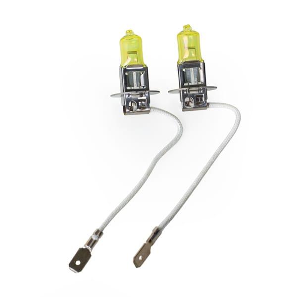 Gule Lyskasterlamper H3