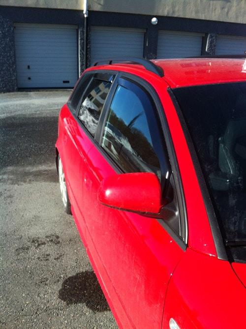 Vindavvisere Audi A4 8E/B7 Avant