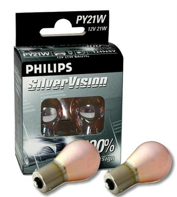 Philips Silver Vision 21W