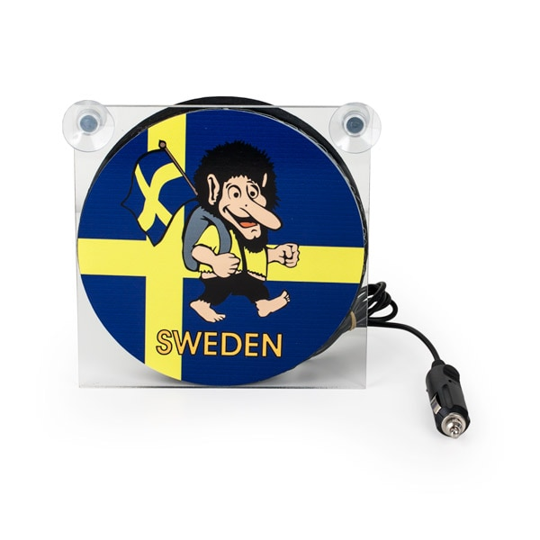 LightBox ´Swedish Troll´